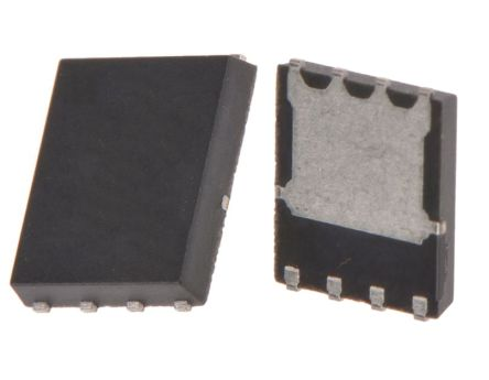 ON Semiconductor N-Channel MOSFET, 84 A, 80 V, 8-Pin PQFN  FDMS007N08LC (3000)