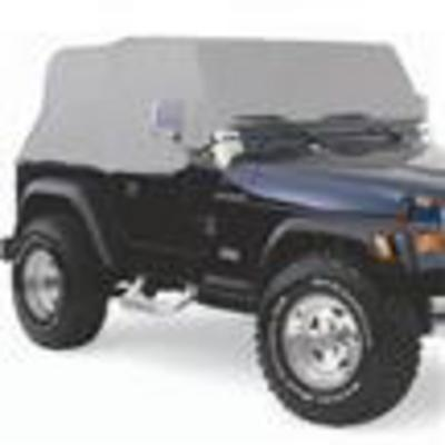 Rampage Water Resistant Cab Cover (Gray) - 1161