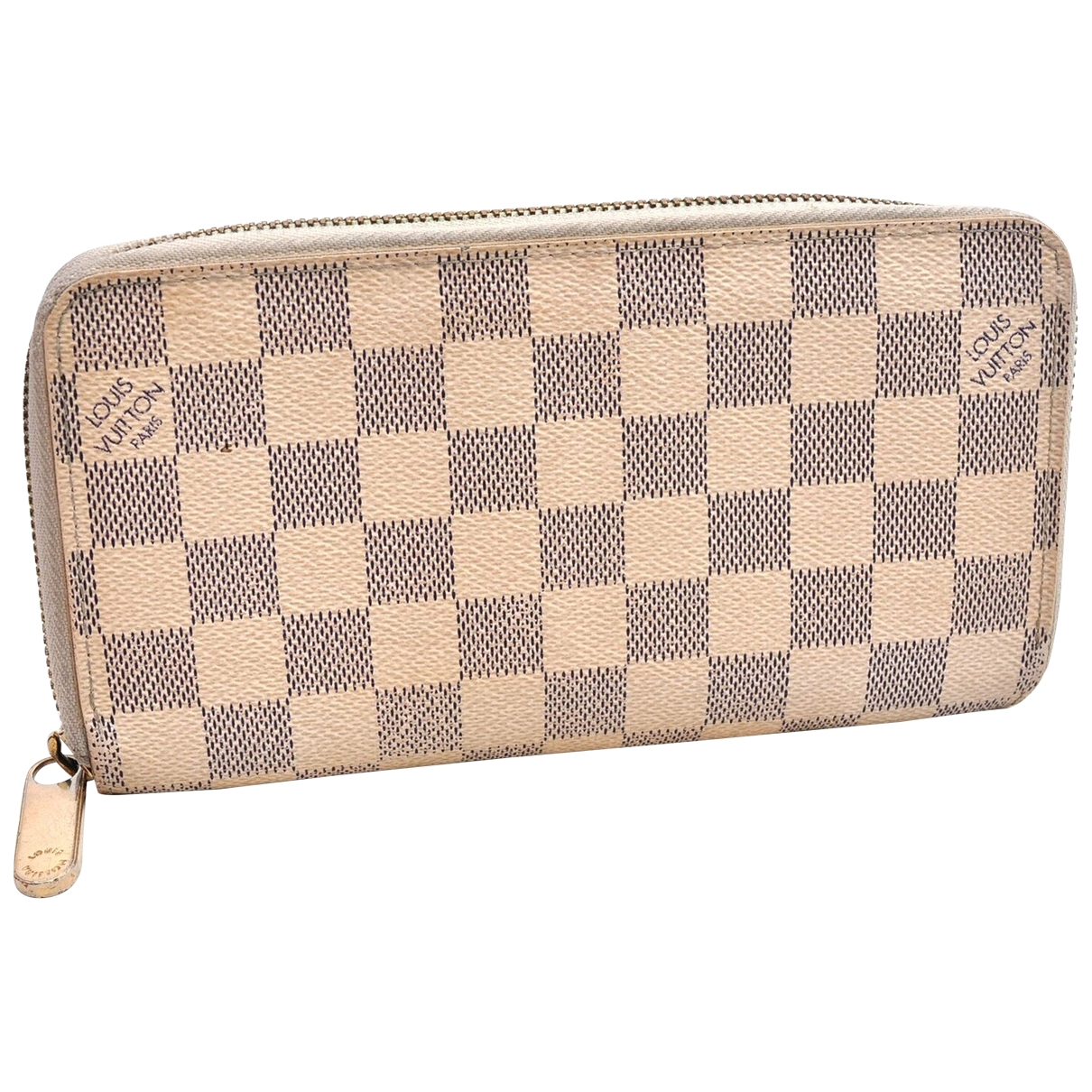 Louis Vuitton \N White Cloth wallet for Women \N