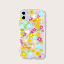 Allover Floral Print iPhone Case
