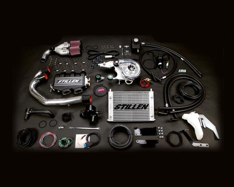 STILLEN Supercharger System Nissan 350Z