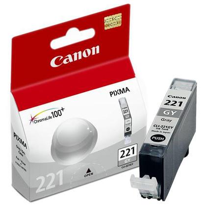 Canon CLI-221GY cartouche d'encre originale grise