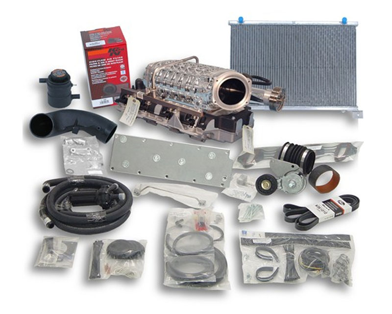 MagnaCharger MP1900 Chevrolet Trailblazer SS 6.0L 06-09