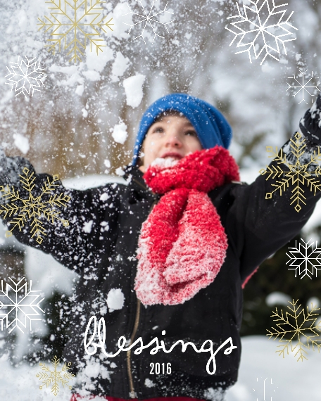 Holiday 8x10 Designer Print - Glossy, Prints -Blessings Wonderland
