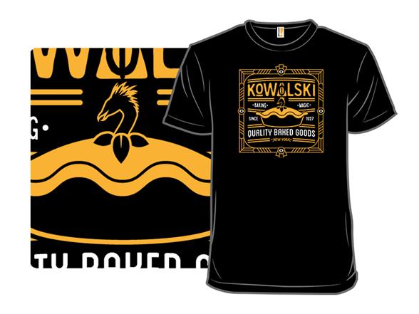 Kowalski's Bakery T Shirt
