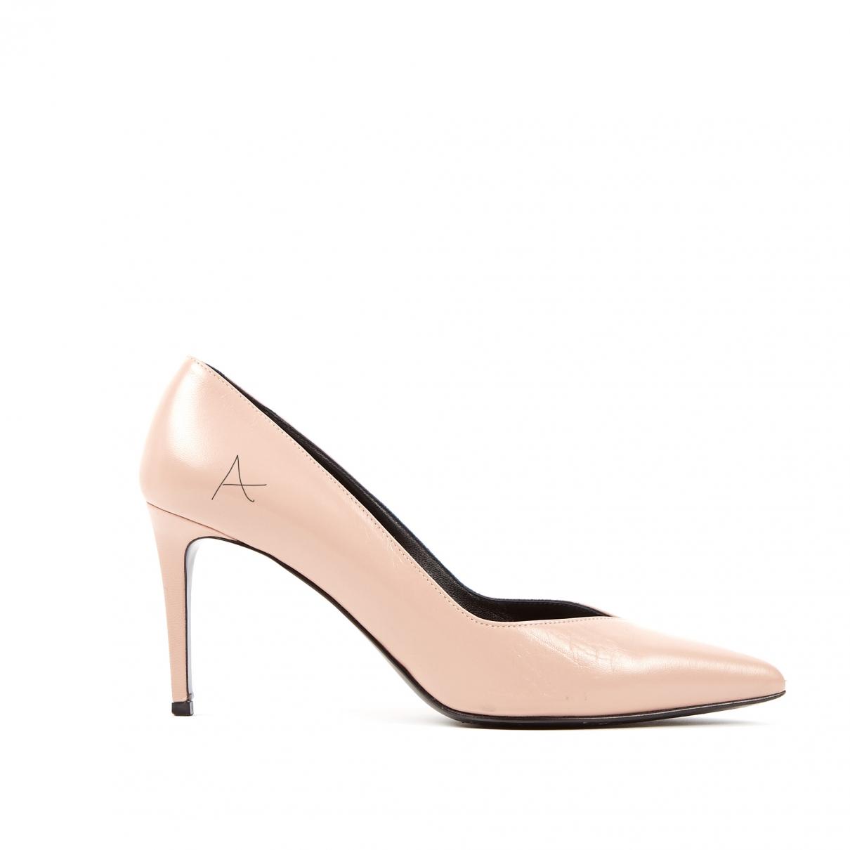 Zara \N Anthracite Glitter Ballet flats for Women 36.5 EU