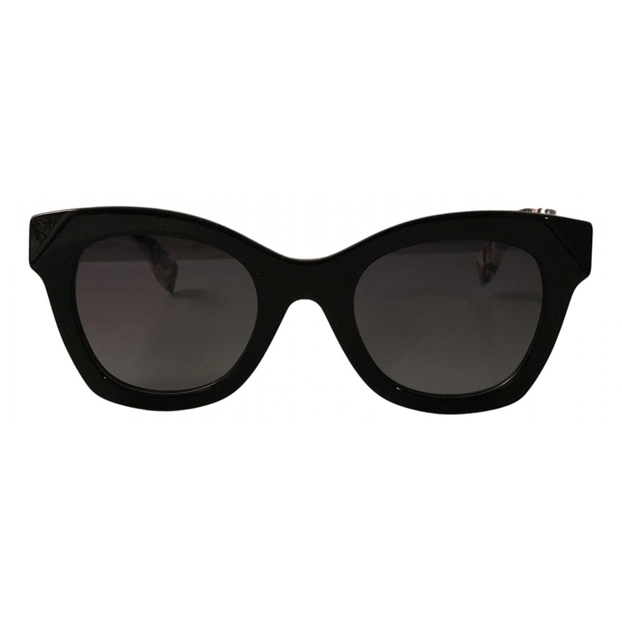 Gafas oversize Fendi