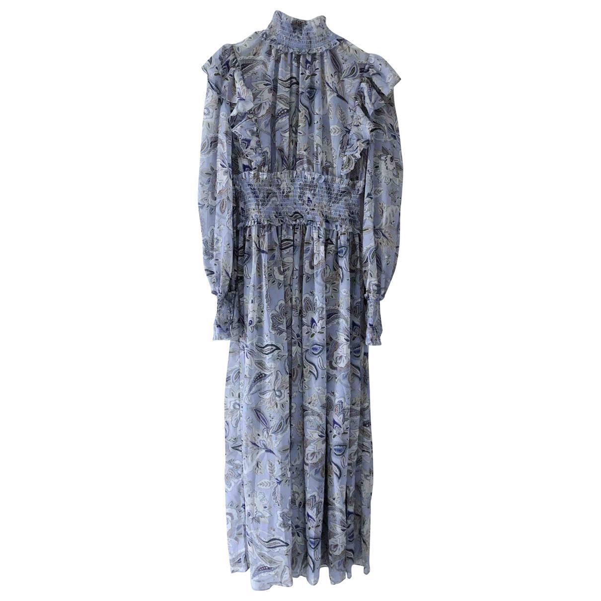 Zimmermann \N Kleid in  Lila Viskose