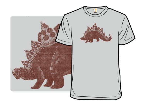 Pizzasaurus T Shirt