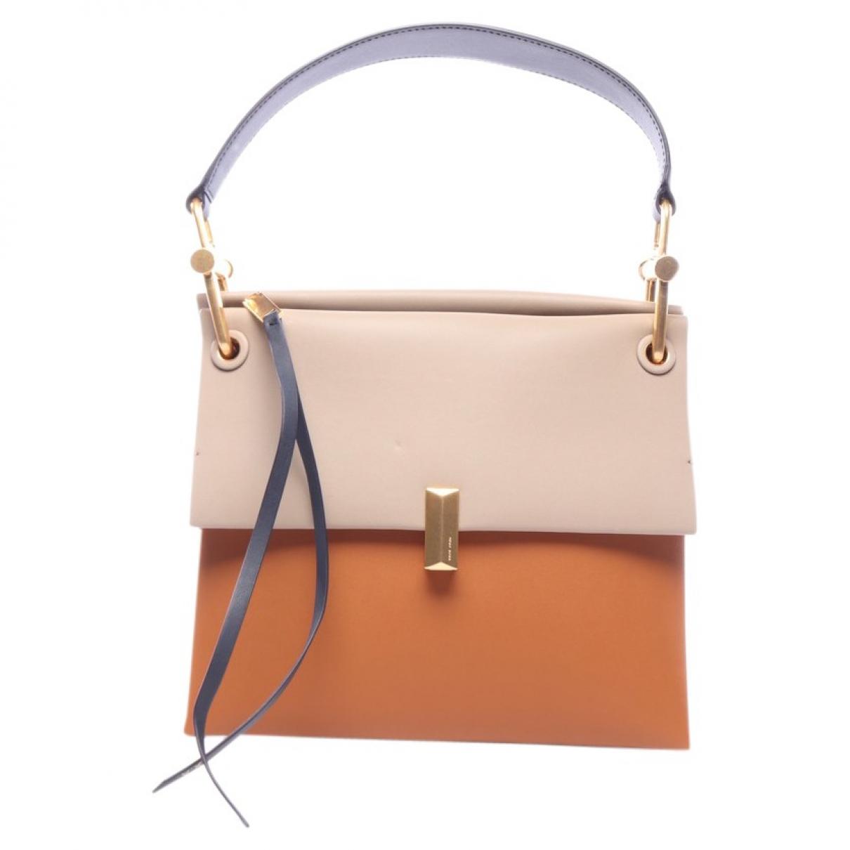 Hugo Boss N Multicolour Leather handbag for Women N