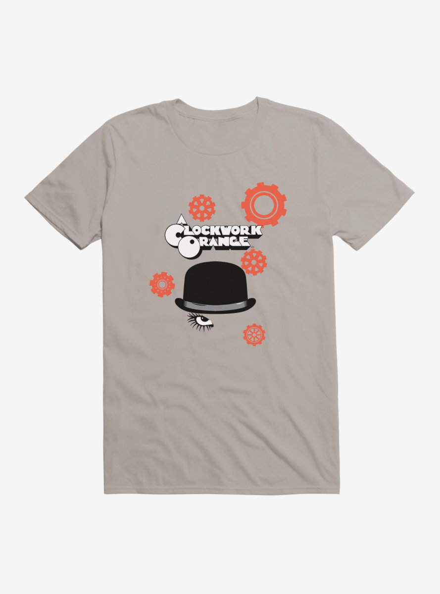 A Clockwork Orange Icon Logo T-Shirt