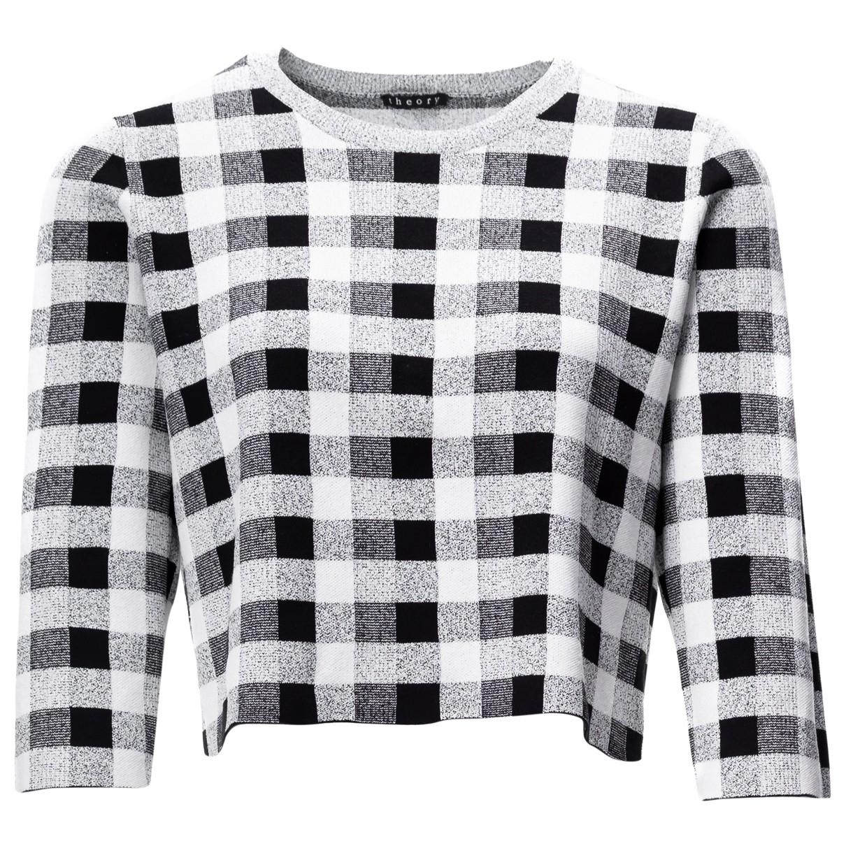 Theory \N Grey Knitwear for Women M International