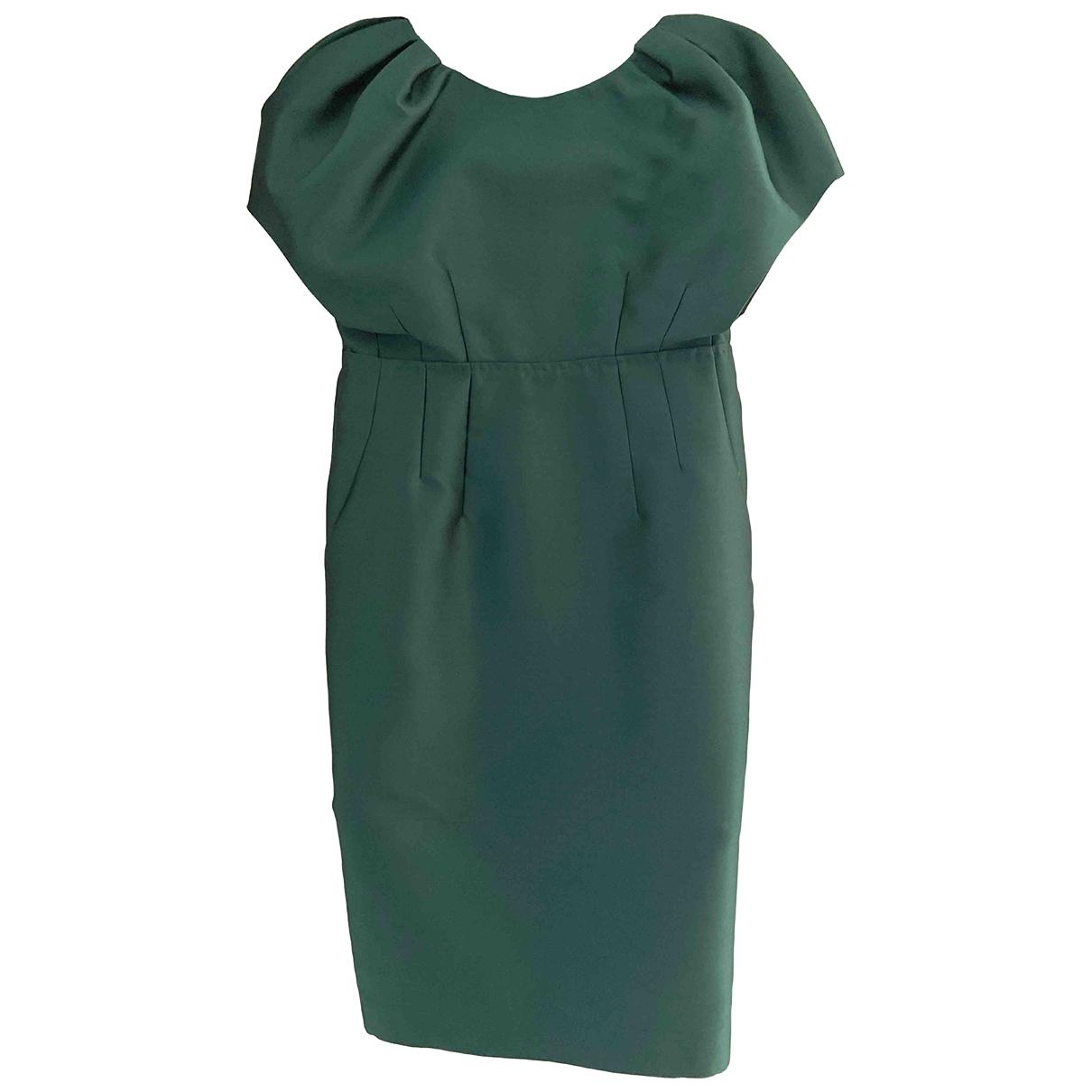 Aquilano Rimondi - Robe   pour femme - vert