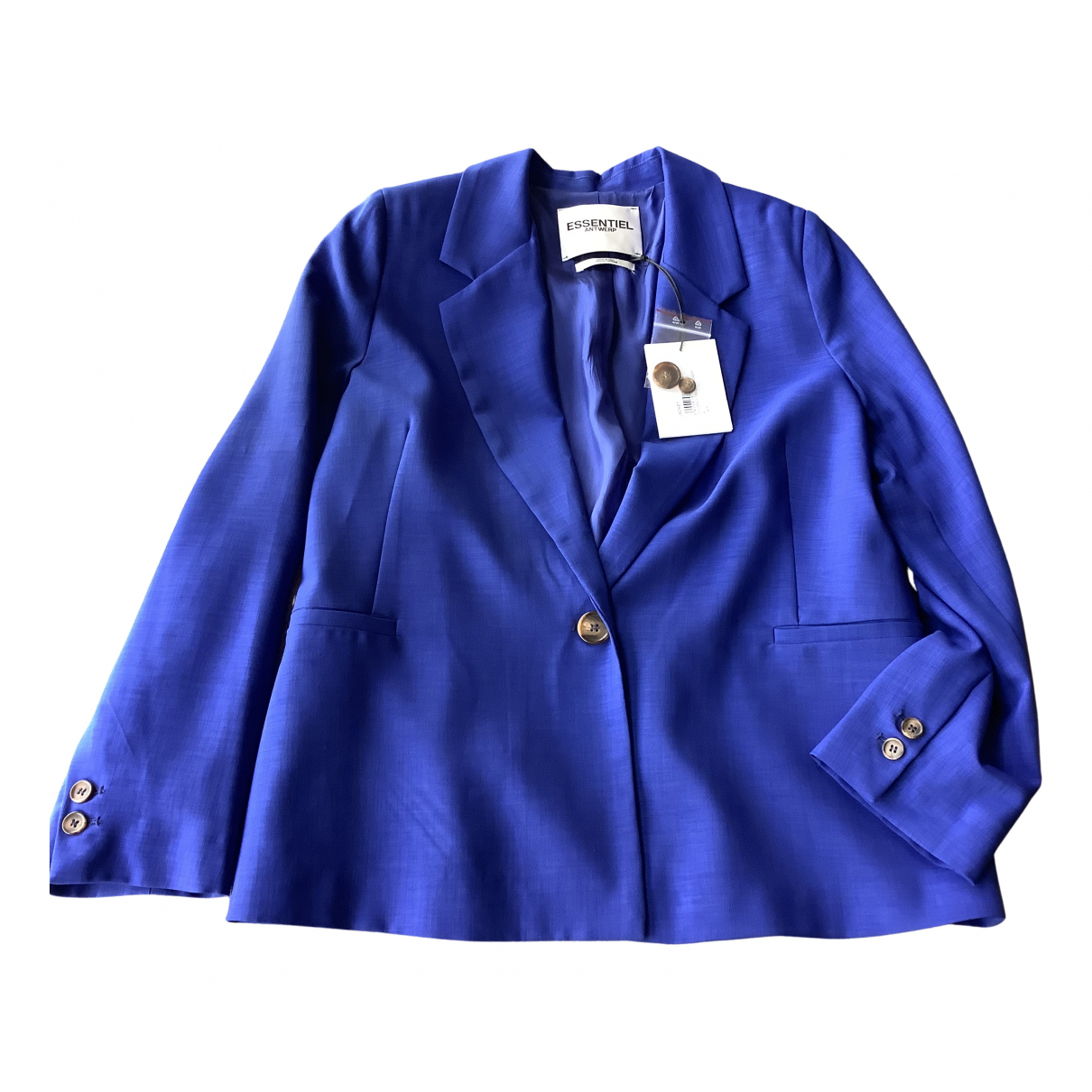 Essentiel Antwerp - Veste   pour femme - bleu