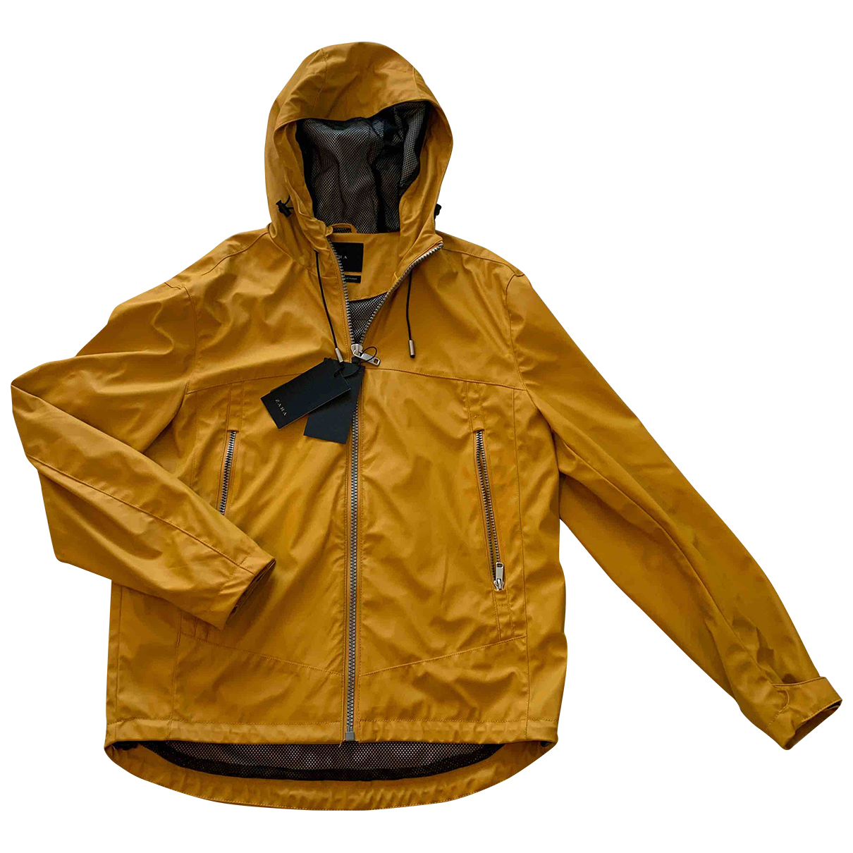 Zara \N Yellow jacket  for Men M International
