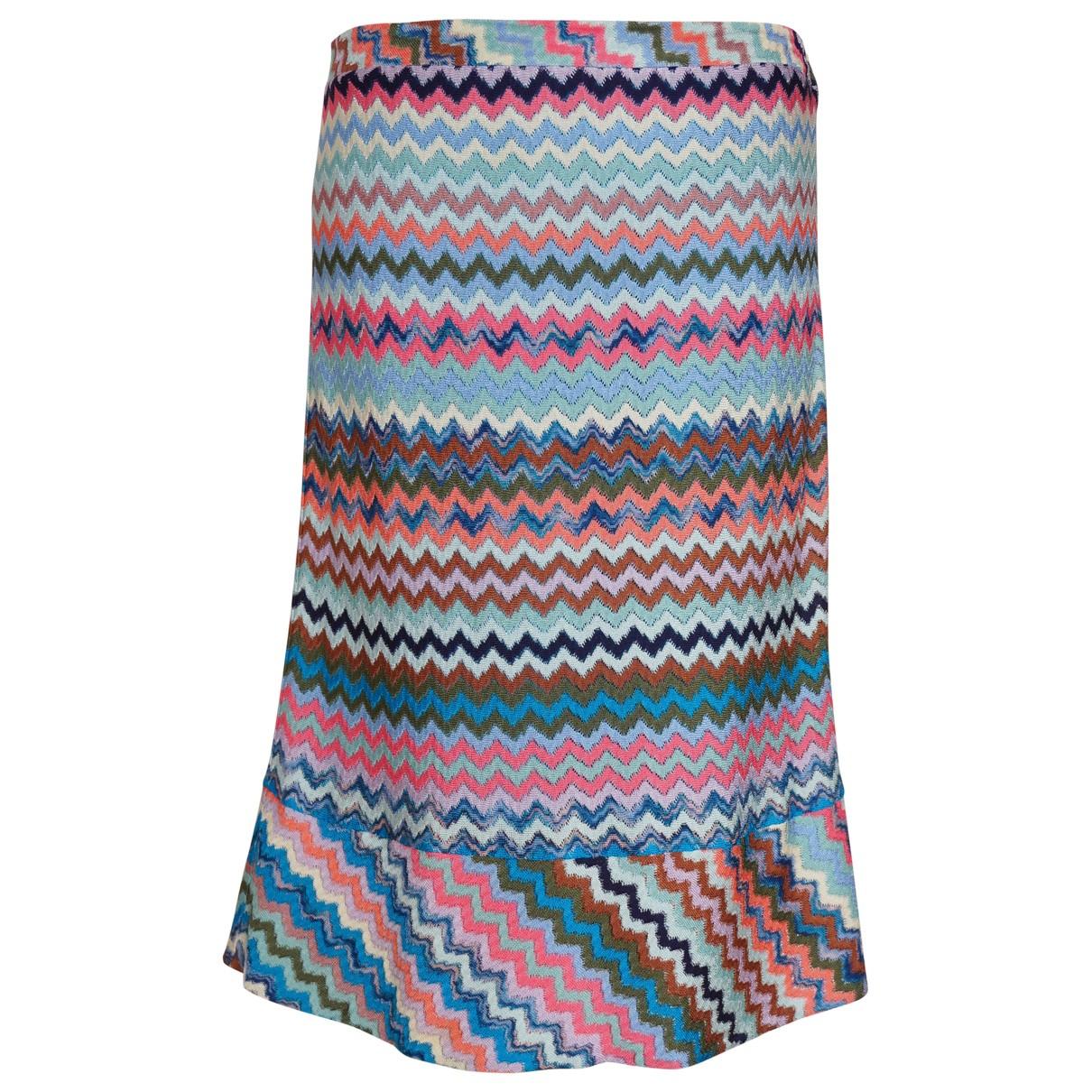 Missoni \N Multicolour skirt for Women 48 IT