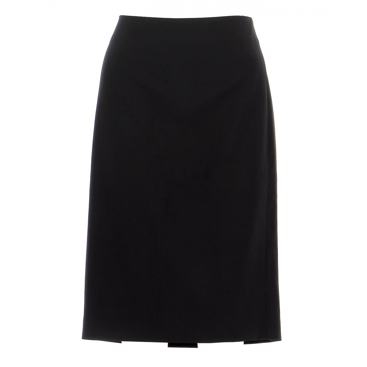 Theory - Jupe   pour femme en laine - noir