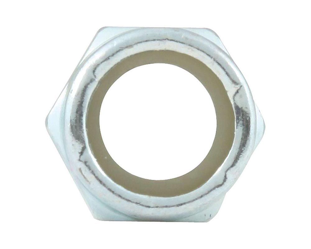 Allstar Performance ALL16023-10 Thin Nylon Insert Nuts 7/16-14 10pk ALL16023-10