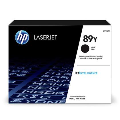 HP LaserJet Managed MFP E52645dn Original Black Toner Cartridge, Extra High Yield
