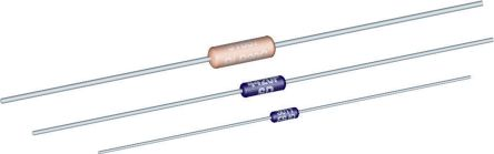 Vishay 51Ω Metal Film Resistor 0.25W ±2% RLR07C51R0GSB14