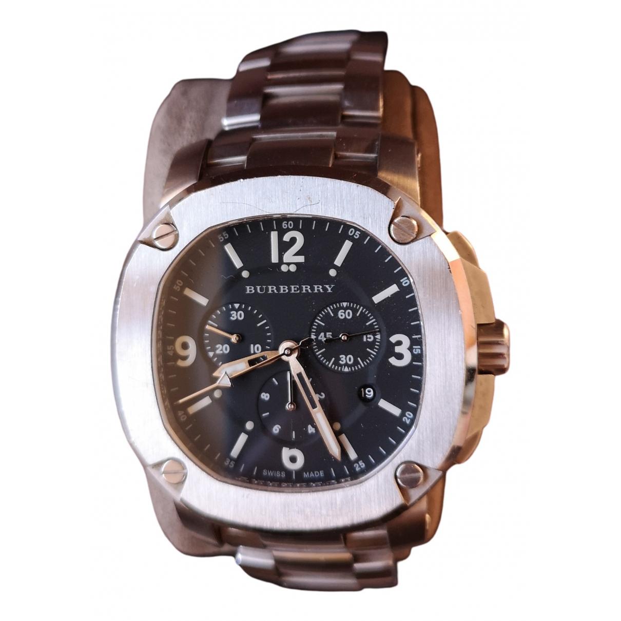 Relojes Burberry