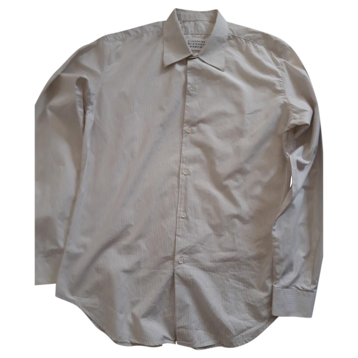 Camisas Maison Martin Margiela