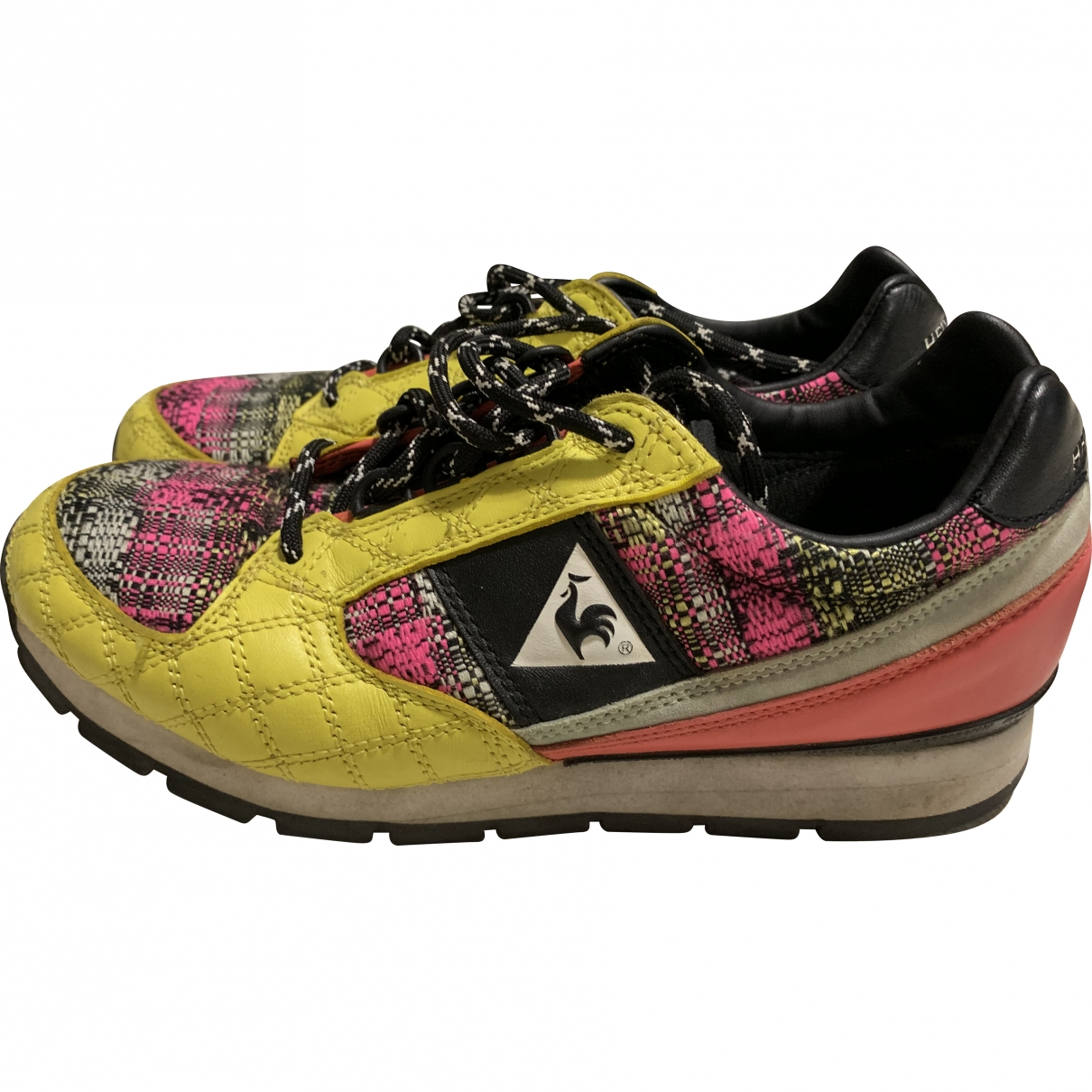 Heimstone \N Multicolour Leather Trainers for Women 38 EU