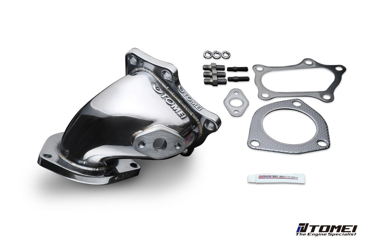 Tomei TB6020-TY04A SUS304 Turbo Outlet Pipe Kit Toyota 1JZGTE Engine