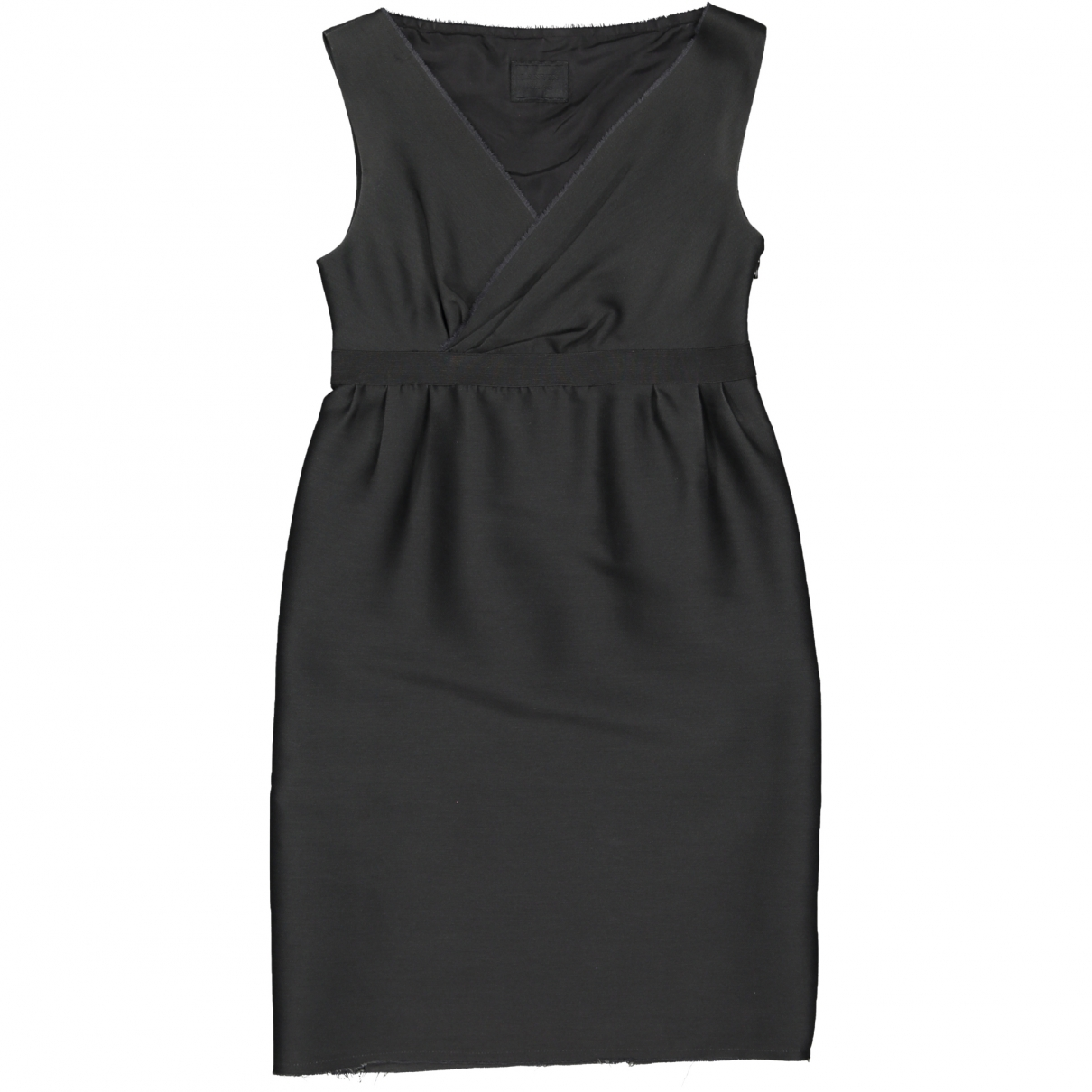 Lanvin \N Green Wool dress for Women 38 FR