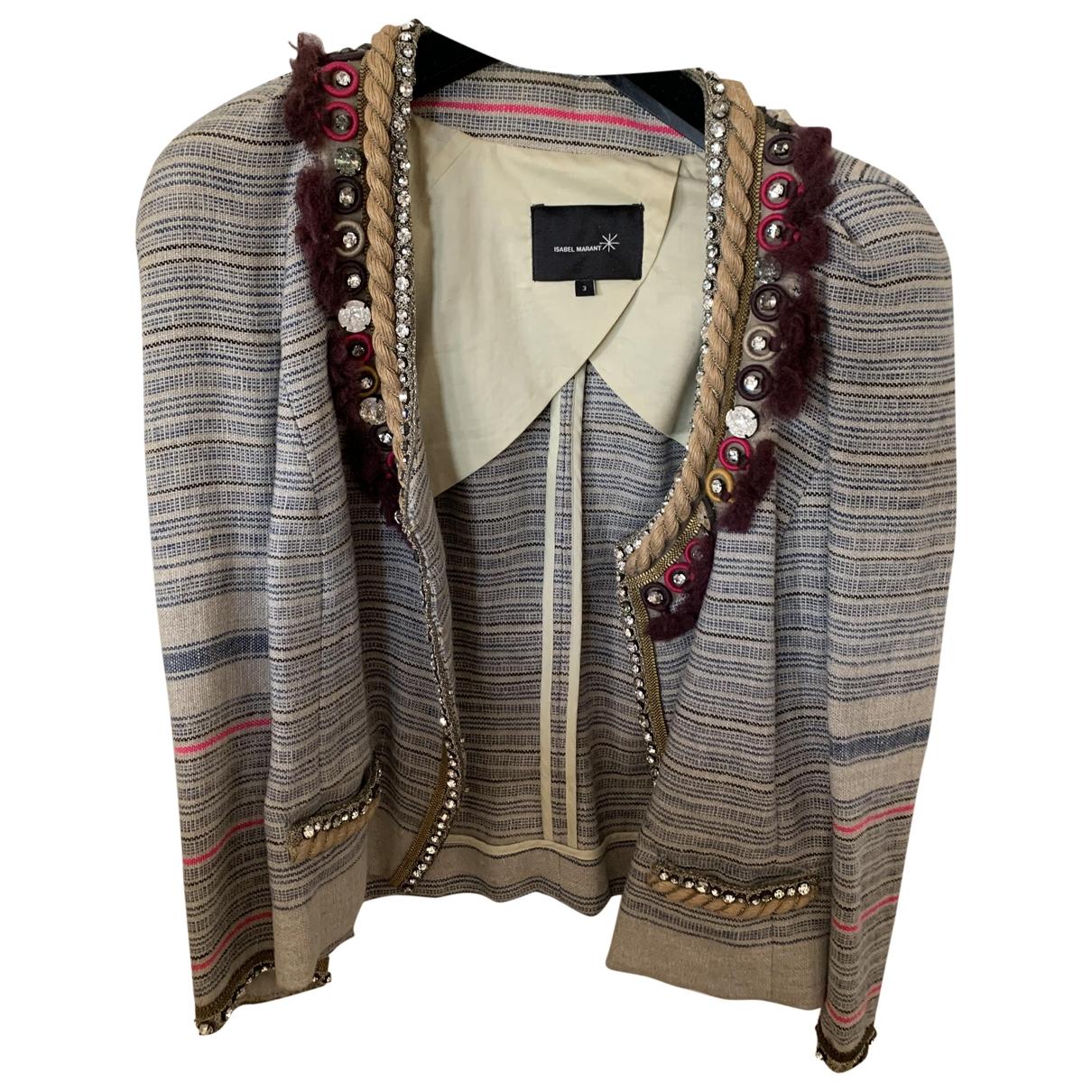 Isabel Marant \N Linen jacket for Women M International