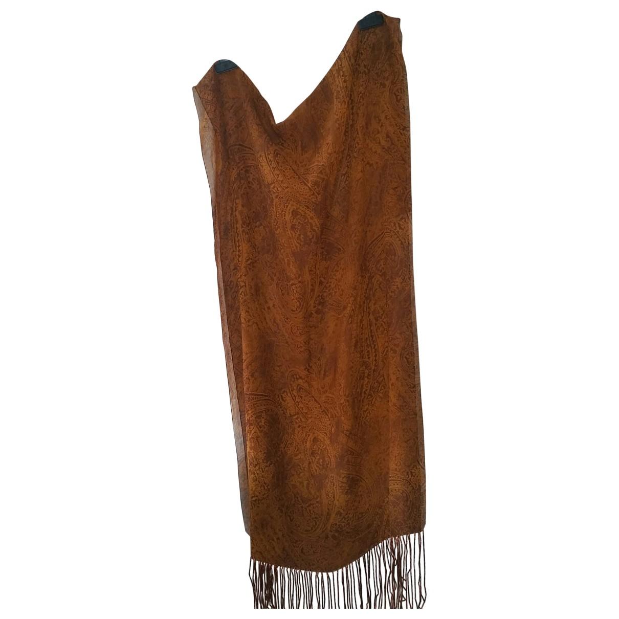 - Foulard   pour femme en soie - multicolore