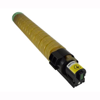 Ricoh 888637 884963 cartouche de toner originale jaune