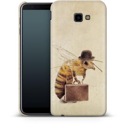 Samsung Galaxy J4 Plus Smartphone Huelle - Worker Bee von Eric Fan