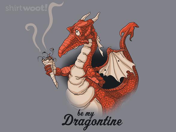 Dragontine's Day Remix T Shirt