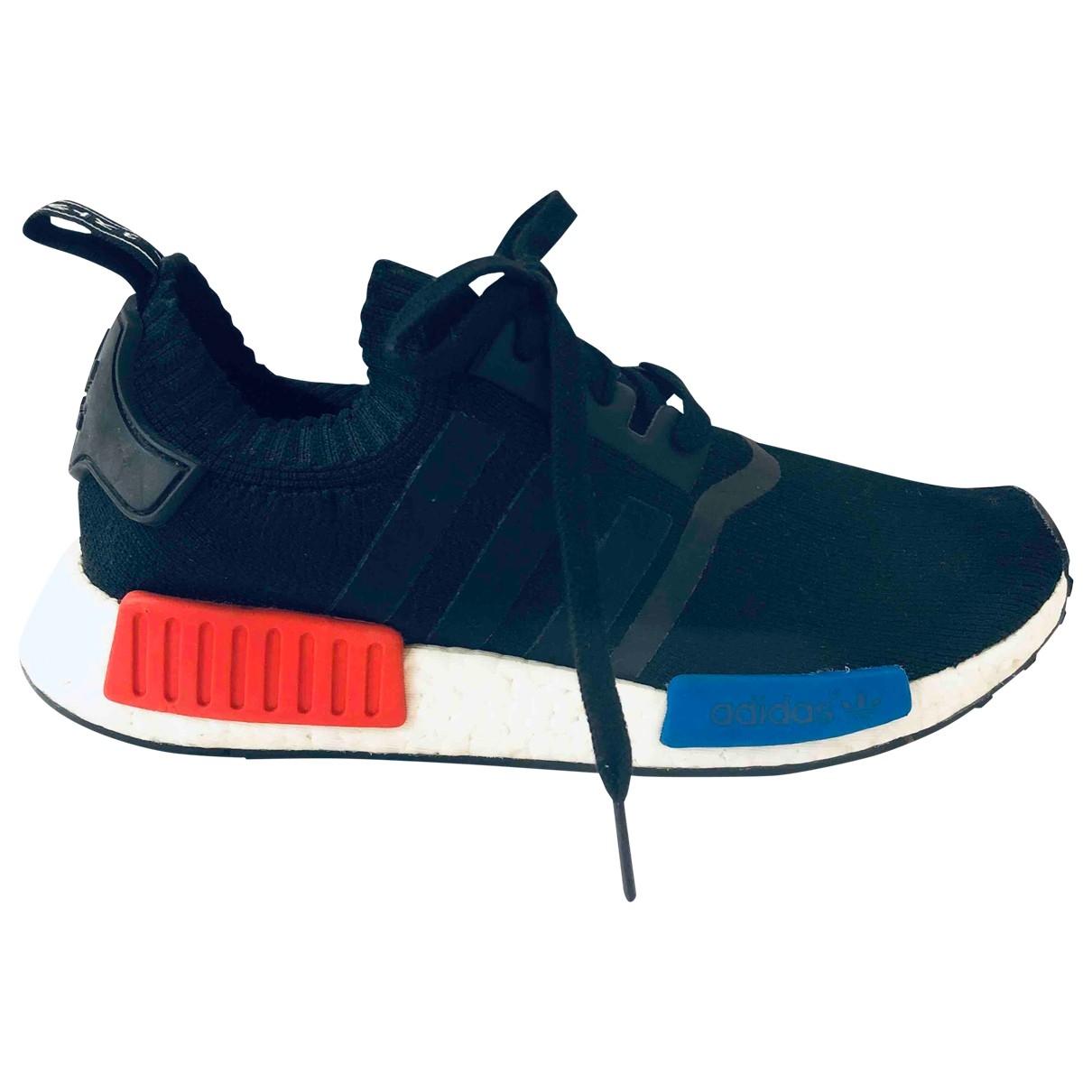 Adidas - Baskets Nmd pour homme en toile - noir