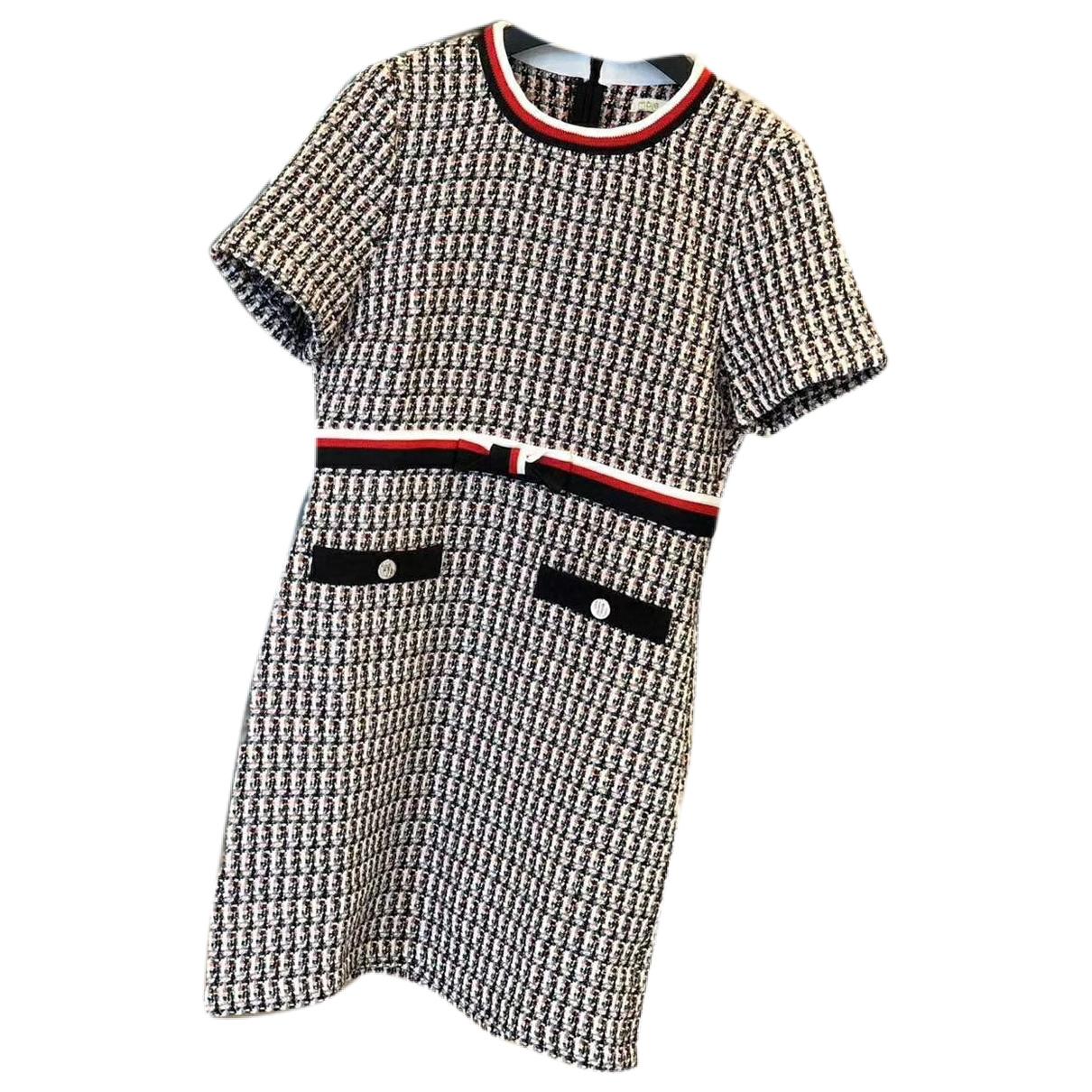 Maje Spring Summer 2020 Multicolour dress for Women 38 FR