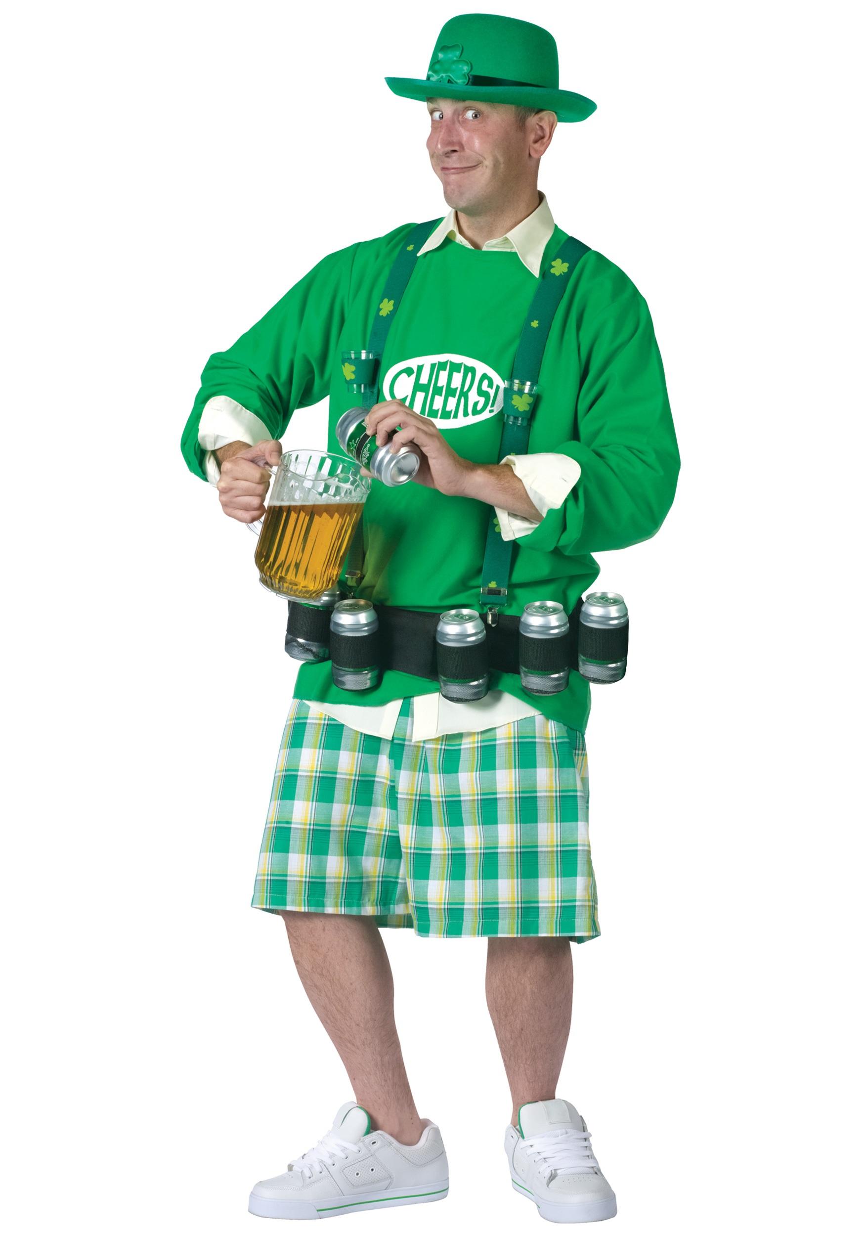 St. Patty's Day Cheers Costume