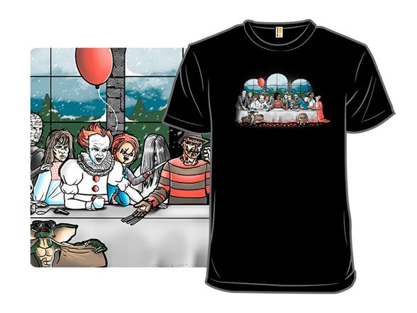 Terror Dinner T Shirt
