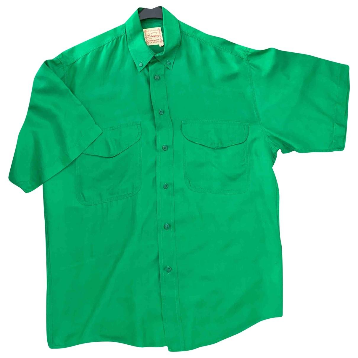 Camisas Hippie Chic de Seda Non Signe / Unsigned
