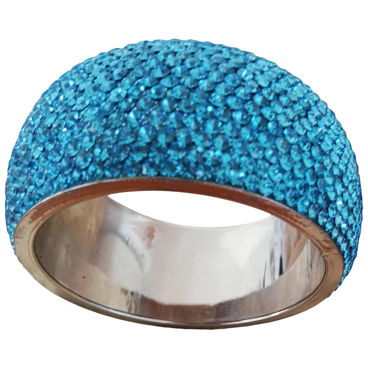 - Bracelet   pour femme en metal - turquoise