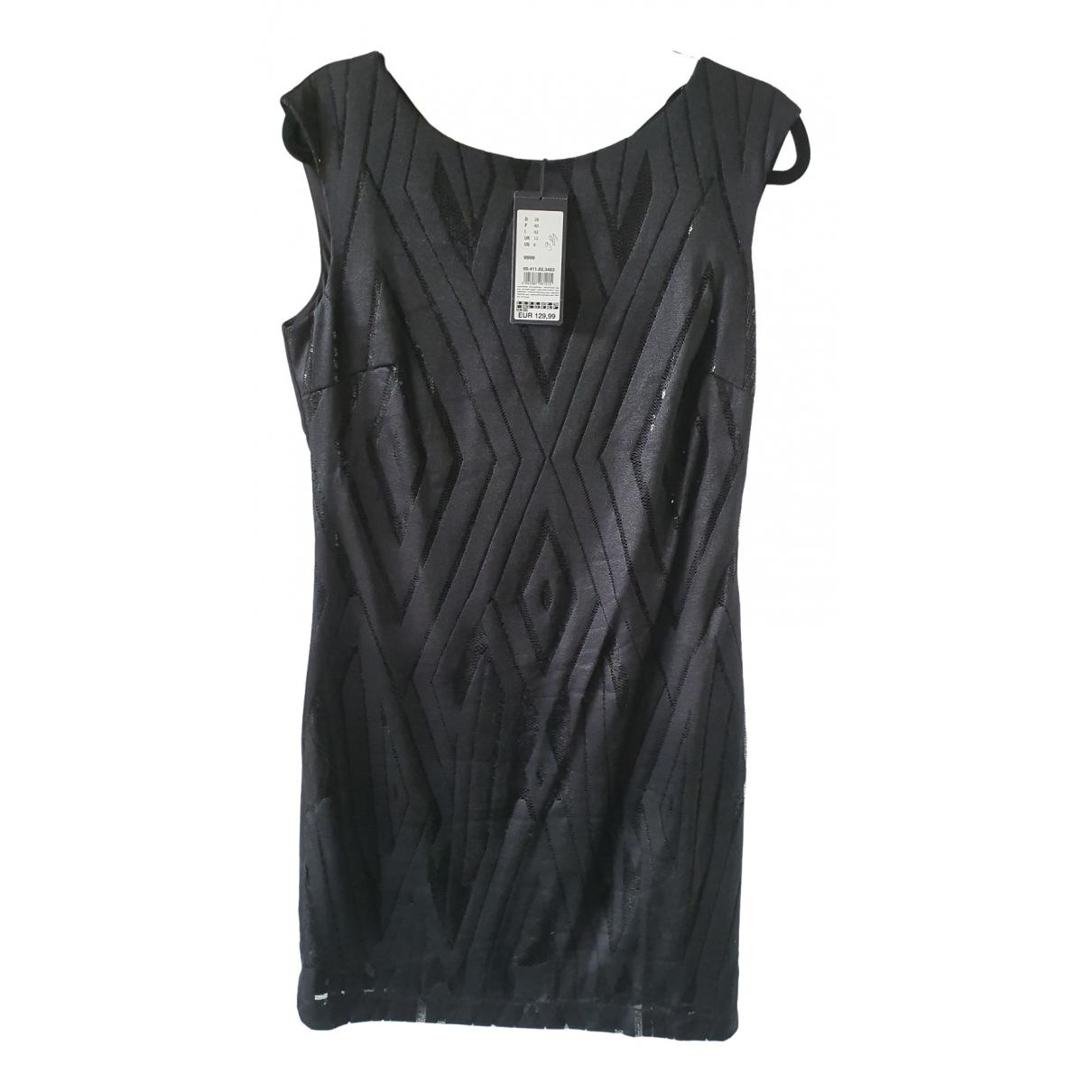 Comma \N Black dress for Women 38 FR