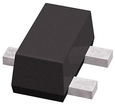 ROHM 2SCR523EBTL NPN Transistor, 100 mA, 50 V, 3-Pin SOT-416FL (200)