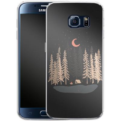 Samsung Galaxy S6 Silikon Handyhuelle - Feeling Small von ND Tank