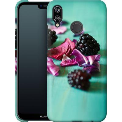 Huawei P20 Lite Smartphone Huelle - Stills Flowers Fruit von Joy StClaire