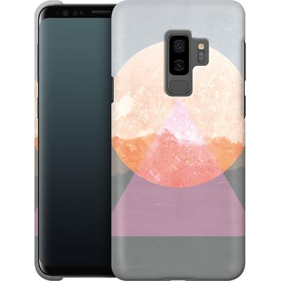 Samsung Galaxy S9 Plus Smartphone Huelle - Landscape Abstract 3 von Mareike Bohmer