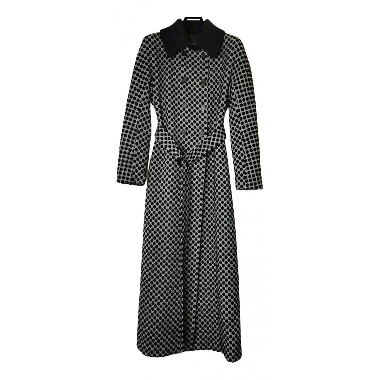 Emporio Armani - Manteau   pour femme en laine