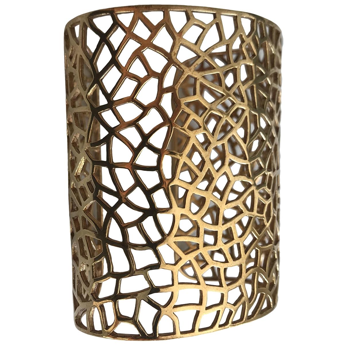 Zadig & Voltaire \N Gold Silver bracelet for Women \N