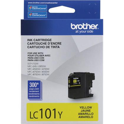 Brother MFC-J450DW cartouche d'encre jaune originale