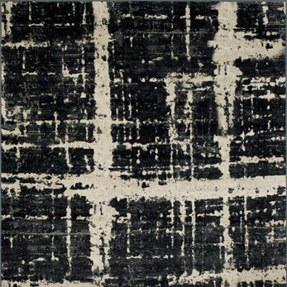 Kozlu Collection RG5207 5' X 7' Area Rug with Made of Polypropylene and Jute Backing in