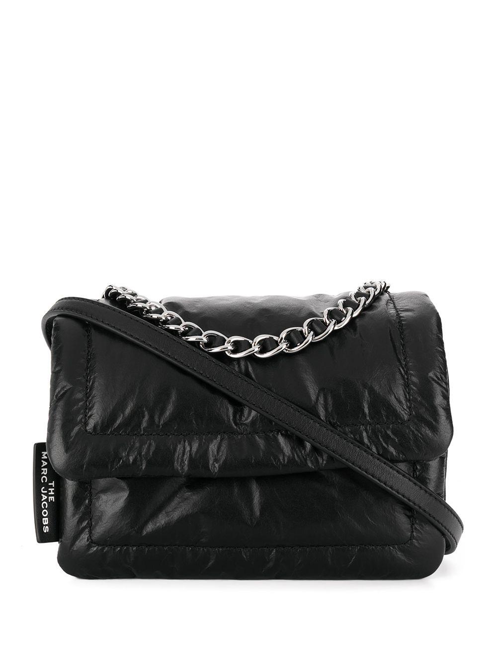 Pillow Mini Leather Shoulder Bag